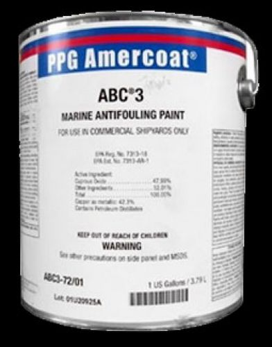 ABC 3 - One-component, high-performance, self-polishing antifouling